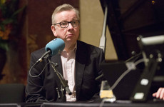 Michael Gove apologises for 'inappropriate' Weinstein joke