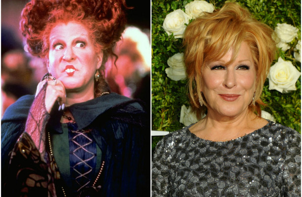 Heres What The Cast Of Hocus Pocus Looks Like 24 Years On