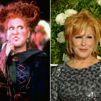 Here's what the cast of Hocus Pocus looks like, 24 years on