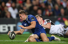 Damp squib from Ulster as Larmour sparks Leinster win