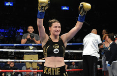 Katie Taylor dominates Anahi Sanchez to win her first world title as a professional