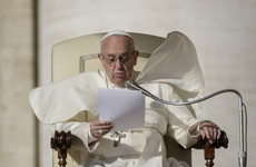 Pope Francis has criticised Europe's low birth rates at a bishops' conference