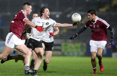 Chrissy McKaigue black-carded but Slaughtneil advance past Omagh in Ulster