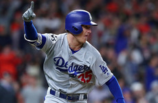 Dodgers spark to life towards the end to rally past Astros and level World Series