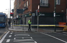 Two men stabbed after being approached on Dublin street by man who chatted to them