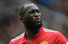 Mourinho hits out at Man United fans for not backing Lukaku
