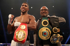 Promoter Eddie Hearn calls for Anthony Joshua-Tyson Fury fight in 2018