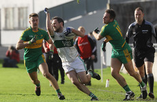 Rhode lose their cool late on as 36-year-old 'Bruno' McCormack leads Portlaoise to victory