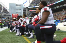 Texans kneel during anthem to protest owner's 'inmates running the prison' remarks