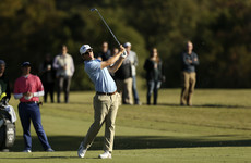 Disappointment for Power in the end as Armour storms to first PGA title