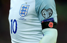 Northern Ireland, England, Scotland and Wales request permission to wear poppies