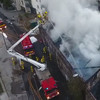 Dublin Fire Brigade spent over 16 hours putting out large fire in north Dublin city