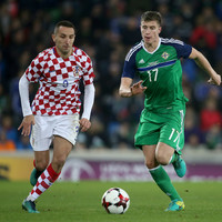 11 months after injury setback Paddy McNair returns to Northern Ireland squad