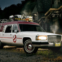 Replica of Ghostbusters Cadillac up for grabs