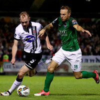 Sheppard's bye? Caulfield refuses to be drawn on attacker's links to Dundalk