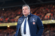 Former England boss Allardyce admits interest in Everton and USA posts