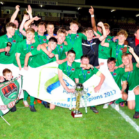 Success continues for Cork City as club clinches League of Ireland U17 title on penalties