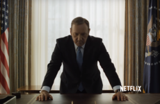 Netflix announces House of Cards will end after sixth and final season