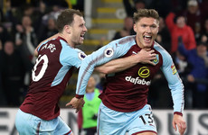 Late Jeff Hendrick strike the difference as Burnley rise to seventh in the Premier League