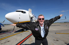 Despite disruption Ryanair's passengers, revenue, and profits all rose in the first half of the year