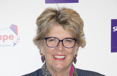 Prue Leith says she's 'in a state' after accidentally tweeting the winner of this year's Bake Off