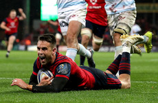 Munster star scrum-half Conor Murray named RWI Player of the Year