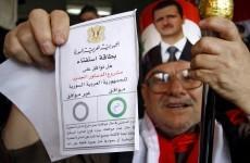 EU ministers recognise Syrian National Council as legitimate representatives