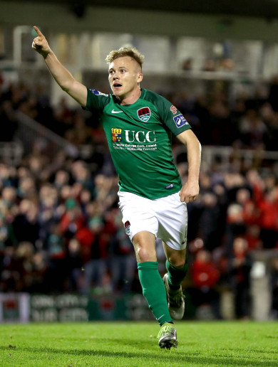 From standing on the terraces at Oriel Park to chasing a Cork double at Dundalk's expense