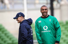 Zebo omitted to protect provinces but he can play his way back into Ireland shirt, says Schmidt