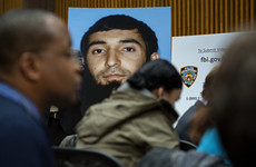 New York City attacker charged with terrorism offences