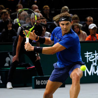 Best of the best! Nadal's win in Paris means he'll end 2017 as world number one