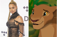 Beyoncé will play Nala in Disney's new live-action remake of The Lion King