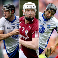 Poll: Canning, Barron or Moran - Who deserves to win Hurler of the Year tonight?