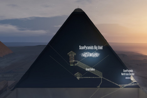 The monument was erected as a tomb for Khufu, also known as Cheops.
