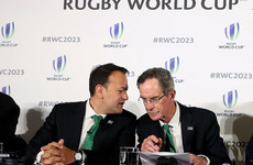 IRFU reiterates Taoiseach's defiant message - the Ireland 2023 bid is still alive