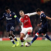 Arsenal progress to Europa League last-32 after drab affair with Red Star Belgrade