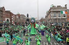 State funding for Dublin's St Patrick's Festival will be cut from next year