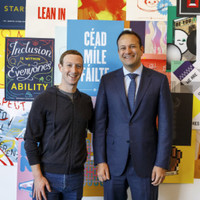 Leo, Zuckerberg and Tim Cook: Varadkar's mission to woo US tech companies