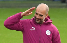 'The record belongs to you, Arsene!' - Guardiola dismisses Man City's invincible prospects