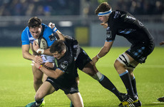 Leinster's young guns fall short after a flurry of early Glasgow tries