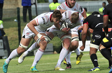 Ulster score bonus-point win in 12-try epic against Southern Kings