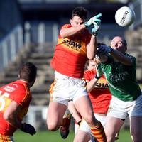 Castlebar Mitchels show their experience to hold off late Mohill comeback