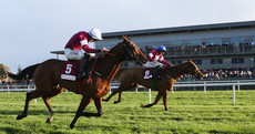Outlander scores shock 16/1 win in the first big test of the Gold Cup hopefuls