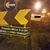 Driver four times over legal limit crashes onto roundabout