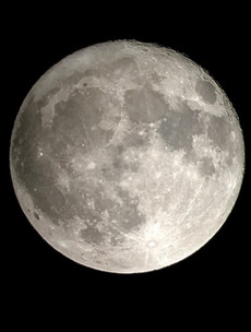 Pictures: Did last night's full moon catch your eye?