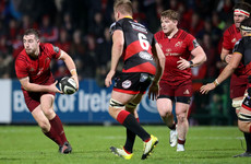 JJ Hanrahan plays down Ireland call after his man-of-the-match show for Munster