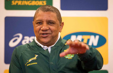 'A big loss to the Springboks but a massive gain for Munster': Van Graan arrival date confirmed