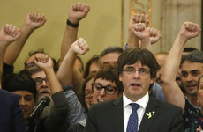 Catalan ex-leader freed by judge but told not to leave Belgium