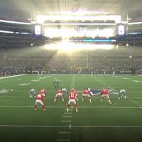Analysis: How Alex Smith threw a 20-yard 'Hail Mary' touchdown