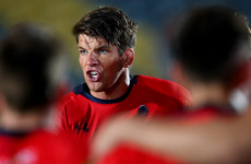 O'Callaghan and Munster duo added to Barbarians squad for Thomond clash